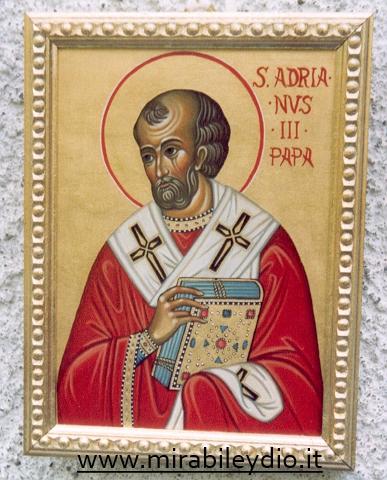 Sant'Adriano Papa