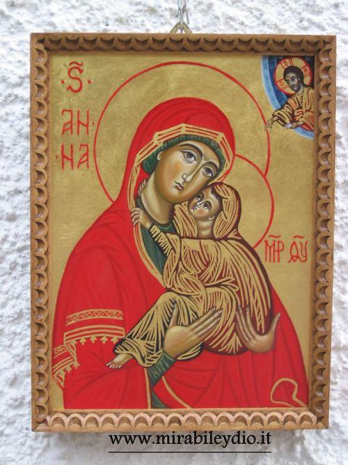 Sant'Anna e B.V.Maria Bambina